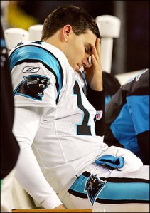 It was a long 2007 season for Jake Delhomme, but his health is a key in 2008.