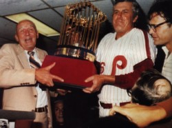 Paul Owens built the only Phillies World Series team in 1980.