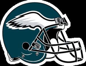 Philadelphia_Eagles_helmet