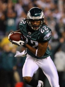 Asante Samuel Philadelphia Eagles